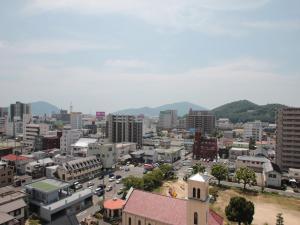 APA Hotel Yamaguchi Hofu, Nízkorozpočtové hotely  Hofu - big - 140