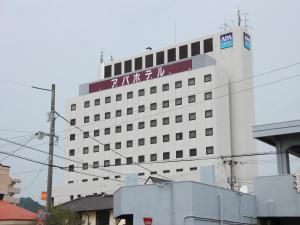 APA Hotel Yamaguchi Hofu, Nízkorozpočtové hotely  Hofu - big - 54