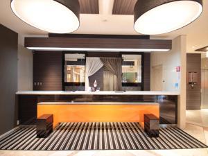 APA Hotel Yamaguchi Hofu, Nízkorozpočtové hotely  Hofu - big - 71