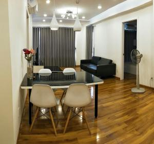 Nancy Thuy Tien Apartment 1312, Apartments  Vung Tau - big - 22