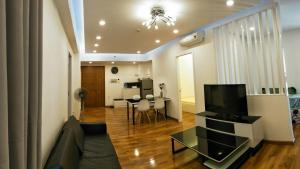 Nancy Thuy Tien Apartment 1311, Апартаменты  Вунгтау - big - 22