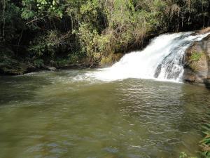 Pousada Canto do Lago, Гостевые дома  Пиракая - big - 39