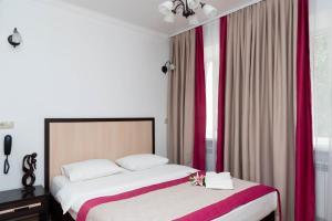 Минима Белорусская, Отели  Москва - big - 20