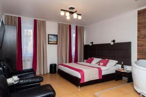 Minima Belorusskaya, Hotel  Mosca - big - 11