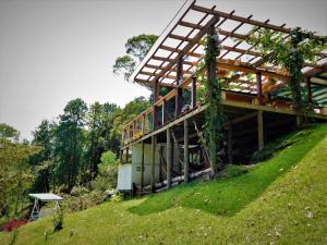 Bacoa Hostel, Hostelek  Guatapé - big - 53