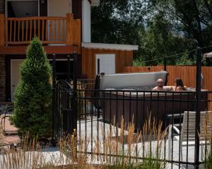Silver Ridge Lodge, Мотели  Salida - big - 18