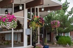 Silver Ridge Lodge, Мотели  Salida - big - 28