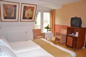 Fletcher Hotel Restaurant De Witte Raaf, Hotels  Noordwijk - big - 54