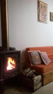 La Madriguera, Дома для отпуска  Вилья-Карлос-Пас - big - 17