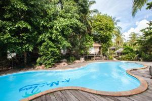 A-Na-Lay Resort Koh Kood, Üdülőtelepek  Kut-sziget - big - 63