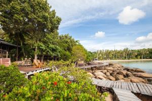 A-Na-Lay Resort Koh Kood, Üdülőtelepek  Kut-sziget - big - 60
