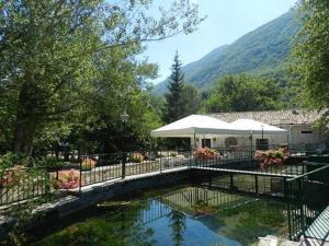Genziana B&B E Camping Il Vecchio Mulino, Bed & Breakfasts  Opi - big - 26