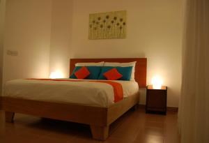 Vaali Beach Lodge Maldives, Гостевые дома  Фелидху - big - 58