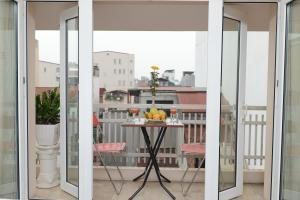 Golden Land Hotel, Hotels  Hanoi - big - 31