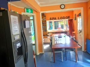 Spa Lodge, Hostely  Rotorua - big - 87