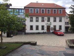 Hotel & Gästehaus Krone, Hotely - Geiselwind