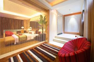 Amain Boutique Motel - Tucheng - Wulai