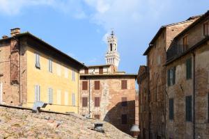 Selva Loft Torre del Mangia bright view wi fi, air - AbcAlberghi.com