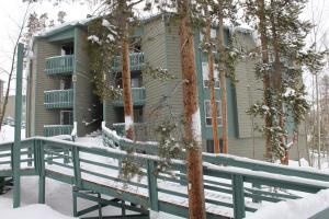Treehouse 306B, Dovolenkové domy  Silverthorne - big - 17