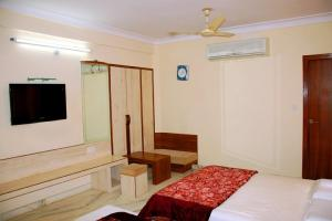 Auberges de jeunesse - 1 BR Boutique stay in Nathdwara, Rajsamand (C8D9), by GuestHouser