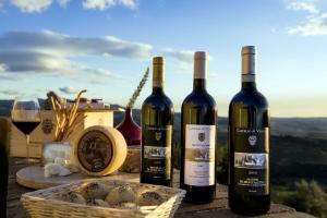 Castello di Velona Resort Thermal SPA & Winery, Hotels  Montalcino - big - 51