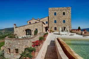 Castello di Velona Resort Thermal SPA & Winery, Hotels  Montalcino - big - 85