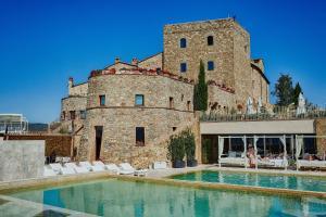 Castello di Velona Resort Thermal SPA & Winery, Hotels  Montalcino - big - 59