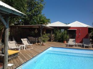 Holiday home Bungalow LE BAOBAB - 4 - D'Esquainville