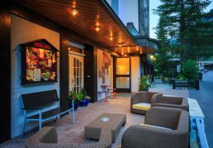 Hotel Arca Solebad & Spa - Zermatt