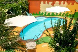 Hotel La Casa de las Flores, Cahuita