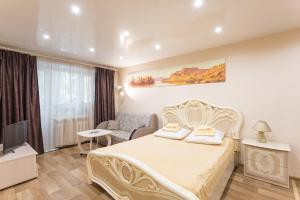 Fireplace Apartment - Vologda