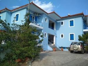 Hostels e Albergues - To Armenaki