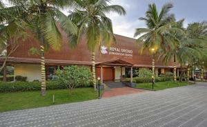 Royal Orchid Resort & Convention Centre, Rezorty  Bangalore - big - 27