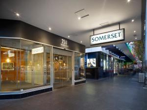 Somerset on Elizabeth Melbourne, Apartmanhotelek  Melbourne - big - 20