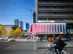 Somerset on Elizabeth Melbourne, Apartmanhotelek  Melbourne - big - 22