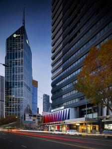 Somerset on Elizabeth Melbourne, Apartmanhotelek  Melbourne - big - 24