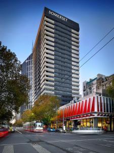 Somerset on Elizabeth Melbourne, Apartmanhotelek  Melbourne - big - 25