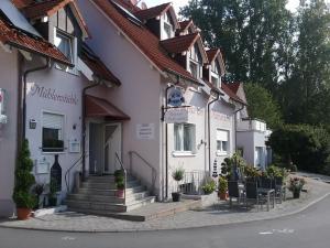 Landhotel Garni am Mühlenwörth - Gamburg
