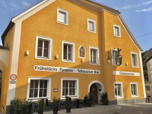 Gasthof-Pension Schwarzer Bär - Accommodation - Waidhofen an der Ybbs