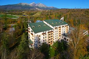 Hotel Slovan - Tatranská Lomnica