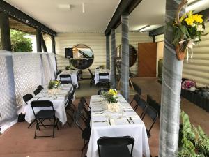 Tipi and Bobs Waterfront Lodge, Turistaházak  Tryphena - big - 106
