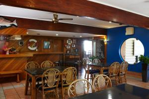 Tipi and Bobs Waterfront Lodge, Turistaházak  Tryphena - big - 108