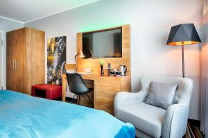 Leonardo Boutique Hotel Berlin City South, Hotels  Berlin - big - 6