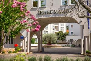 Hotel Malin, Hotels  Malinska - big - 1