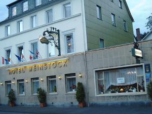 Hotel Weinstock - Linz am Rhein
