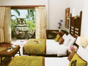 Taj Green Cove Resort and Spa Kovalam, Resorts  Kovalam - big - 37