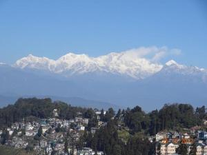 Attic Deluxe stay with Kanchenjunga views