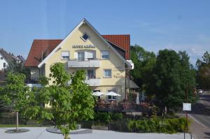 Hotel & Restaurant KRONE - Kressbronn am Bodensee