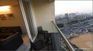 2 BHK Service apartment in Borivali/kandivali east