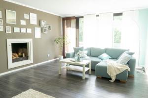 obrázek - Modernes Appartment mit offener Küche